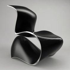 Venom Chair II by Onur Ozkaya