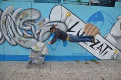 Levitazione - Autoritratto, 2012