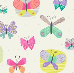 I'm very happy to have sold this butterfly print, especially because my daughter drew some of the butterflies. @loismaddocks_  #drawing #design #butterflies #summer