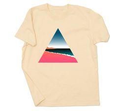 Pyramid Sea