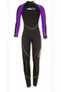 Neo Sport Women full body wetsuit. See HTO for pricing.