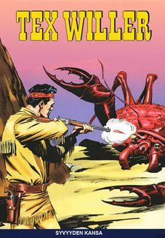Tex Willer Kirjasto: Tex Willer - Syvyyden kansa
