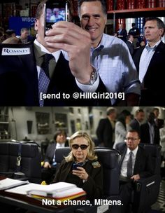 Texts from Hillary. fun-ny. annamaz via http://pinterest-images.blogspot.com/