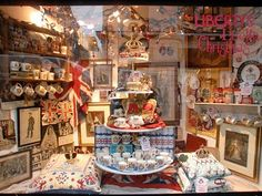 christmas focus table displays visual merchandising - Google Search