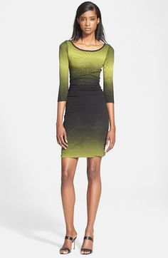 Tracy Reese Ombré Jersey Dress available at #Nordstrom