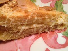 O Sabores de Beth - Os Sabores da Beth: Bate Papo torta / Convertation tart