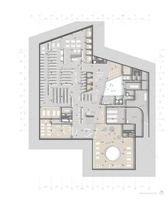 Library Architecture, Architecture People, Concept Architecture, Architecture Design, Public Library Design, Central Library, Modern Library, Library Floor Plan, Library Pictures