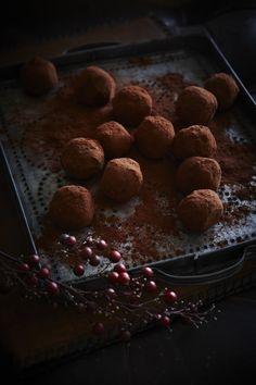 cardamOm orange truffles