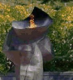 Hawaii State Eternal Flame: The Eternal Flame