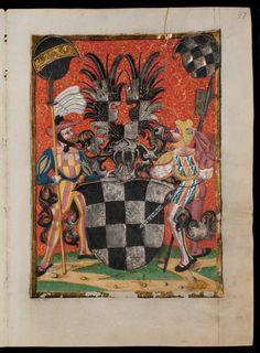 Rektoratsmatrikel der Universität Basel, Band 1 AN II 3 Basel/Schweiz nach 1460 Folio 97r