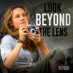 She sees the monster man can become. Brie Larson is Mason Weaver in #kongskullisland, now playing in theaters everywhere - Get Tickets