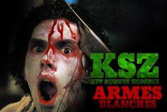 KSZ – Kit de Survie Zombie – Les armes blanches