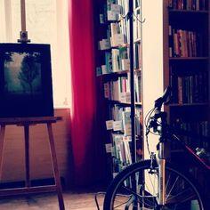 Czy to słońce czy  to deszcz... zawsze do pracy rowerem ;)