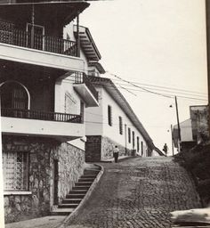 Guillermo Lopez:fasc, calle de la Escopeta