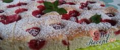 Malinová bublanina podle Mineralky French Toast, Cheesecake, Muffin, Breakfast, Recipes, Food, Morning Coffee, Muffins, Cheesecakes