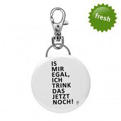 #oktoberfest #design3000 #munich #bayern #bavaria #bayrisch Flaschenöffner und gleichzeitig Schlüsselanhänger mit Aufdruck.