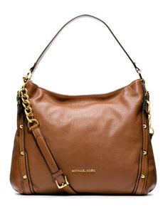MICHAEL Michael Kors  Large Leigh Shoulder Bag. pretty good!!