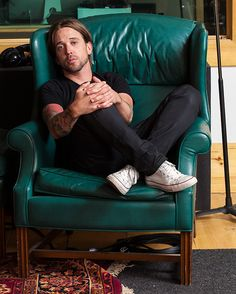 Ben Kowalewicz  - Billy Talent-- The band renamed itself Billy Talent after running into legal trouble with the old name. It was then that Kowalewicz's connection with an employee of Warner Music Canada's A&R department landed the band a record deal and launched them into mainstream success.