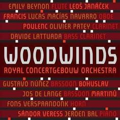 Royal Concertgebouw Orchestra - Janacek: Woodwinds