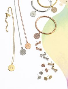 All that glitters from Kate Spade.