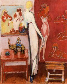 Kees van Dongen - Amusement (1914)