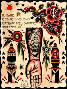 samuele briganti tattoo - Google Search