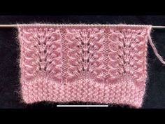Beautiful 4 rows knitting stitch pattern for cardigans beautiful cardigans knitting pattern rows stitch seersucker stitch knitting pattern Herringbone Stitch Knitting, Loom Knitting Stitches, Easy Knitting Patterns, Lace Knitting, Knitting Tutorials, Knitting Machine, Vintage Knitting, Knit Stitches For Beginners, Charts