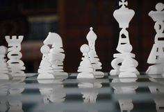 20 Extraordinary 3-D- printed Gifts 20.%2520typographical%2520chess%2520set