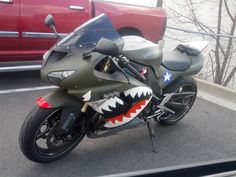 I saw this beastly machine in the home depot parking lot today. - Imgur