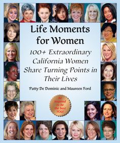 Life Moments for Women  By Maureen Ford and Patty DeDominic