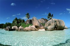 Seychelles- asked a couple travelling the world where the most beautiful place they've been. This is it.