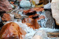 Cornet Falls, Telluride, CO - Photo by Kim Hoeft