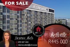 This bachelor flat is situated at the Bella Vista Retirement Village for persons, older than 50 year old. Come and enjoy the benefit of a safe and secure living with 24-hour security on site. Facilities: Restaurant Deck Garden Communal Pool Braai area Lounge Area Library Call to arrange your private viewing now or call for more information. Whatsapp is welcome. #CCH #bellville #bellavista #retirementvillage Private Viewing, 1 Bedroom Apartment, 50 Years Old, Flats For Sale, Apartments For Sale, Coastal Homes, Lounge Areas, Retirement, Benefit