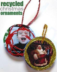 εύκολο χριστουγεννιάτικα στολίδια για τα παιδιά να κάνουν