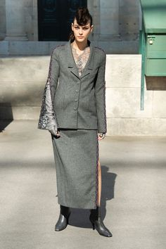 Chanel Fall 2018 Couture Photos