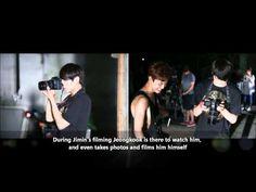 Jikook cuteness video :) danger era