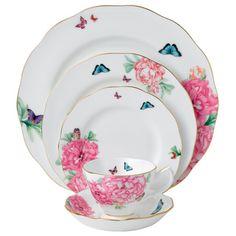 Miranda Kerr Royal Albert 5-piece Friendship Place Setting | Overstock.com Shopping - Big Discounts on Royal Albert Place Settings