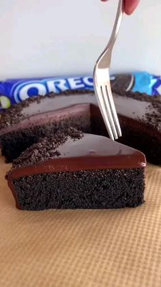 Easy Desserts, Delicious Desserts, Yummy Food, Easy Chocolate Desserts, Easy Chocolate Cake Recipe, No Bake Chocolate Cake, Oreo Dessert Recipes, Easy Sweets, Dessert Dips