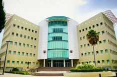 Health Science School by UANL