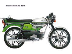 Kreidler Florett RS - 1978