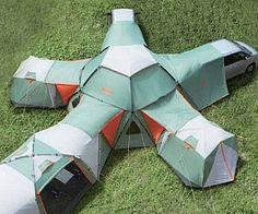 Infinitely Modular Tent