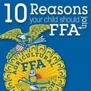 10 reasons your child should join FFA