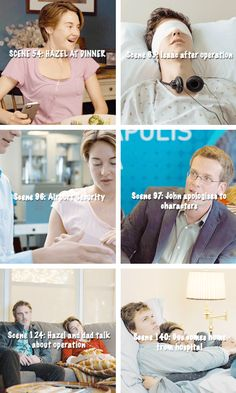 TFIOS deleted scenes. Damn this would have made it so much better!