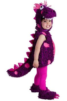 Paige the Dragon Toddler Costume from Buycostumes.com