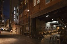 Image 16 of 19 from gallery of New Zealand Architecture Award Winners 2013 Annouced. The Imperial Buildings, Auckland, by Fearon Hay Architects / © Patrick Reynolds New Zealand Architecture, Architecture Awards, Interior Architecture, Interior And Exterior, Industrial Architecture, Bar Interior, Commercial Architecture, Modern Industrial, Interior Design