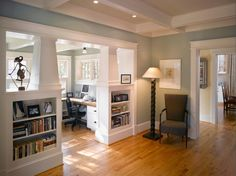 Image Result For Craftsman Paint Colors Interior