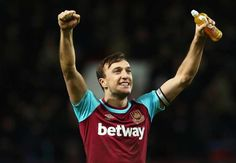 """Stability is behind West Ham's rise in the Premier League after the club had been """"run like a circus"""", says Mark Noble. Mark Noble, West Ham, Premier League, Goal, Running, Sports, Hs Sports, Keep Running, Why I Run"""