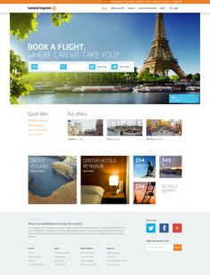 [Web Design] Website Design Is Needed For Your Online Business ** You can get more details by clicking on the image. Travel And Tourism, Travel Agency, Web Layout, Layout Design, App Design, Tourism Website, Hotel Website, Ui Web, Website Design Inspiration