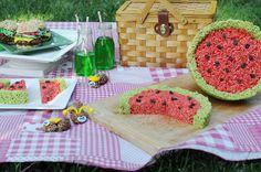 Rice Krispies treats - letsd have a fun Rice Krispies treats picnic!