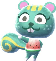 animal crossing nibbles - Google Search